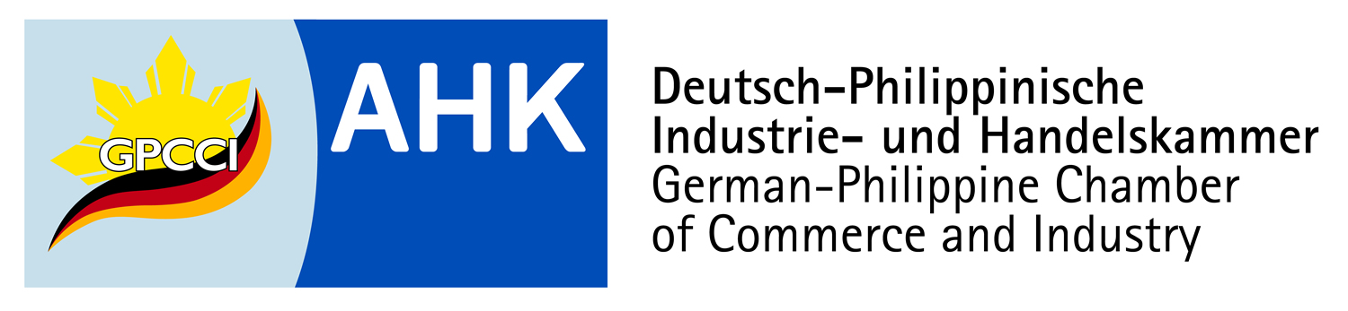 Logo German-Philippine Chamber of Commerce and Industry